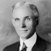 Magnetal bearings - Think New - Henry Ford